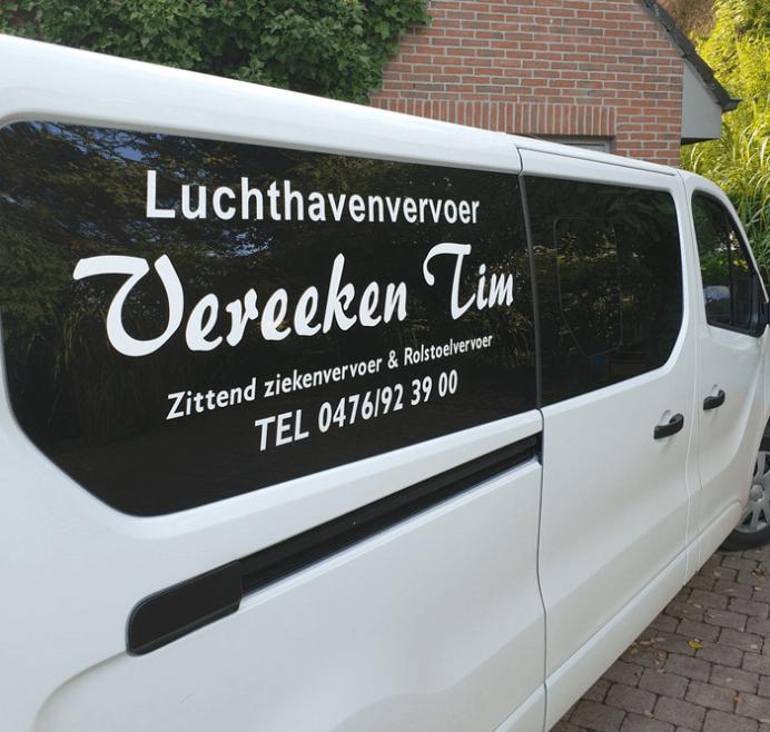 Luchthavenvervoer Tim Vereeken - Geraardsbergen - Oost-Vlaanderen - Taxi's  en taxibedrijven Luchthav | Uw-adres. : informatie over bedrijven
